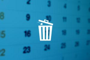 投稿した記事を一定の期間が過ぎたら自動的にゴミ箱に移す