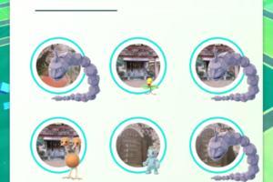 ポケモンGOプレイログ【17】山王公園のイワークの巣