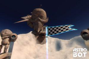 アストロボットプレイログ【10】天空の神殿