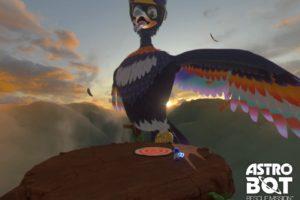 アストロボットプレイログ【6】巨鳥とのボス戦と4つ目の惑星