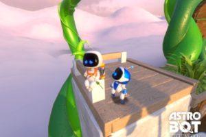 アストロボットプレイログ【2】2つ目の惑星クリア