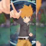 ポケモンマスタープレイログ【02】グリーンピックアップ